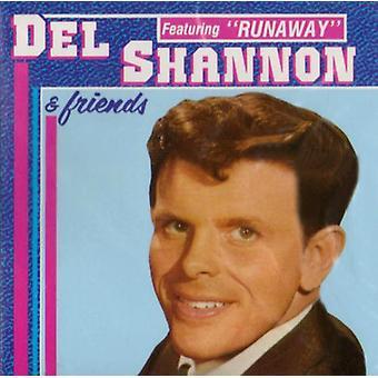 Del Shannon - Del Shannon & venner [CD] USA import