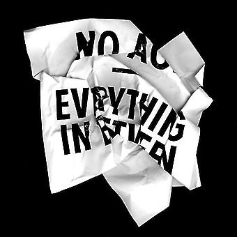 No Age - Everything in Between [CD] USA import