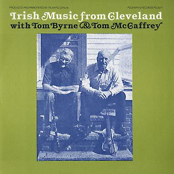 Byrne/McCaffrey - Irish Music From Cleveland [CD] USA import