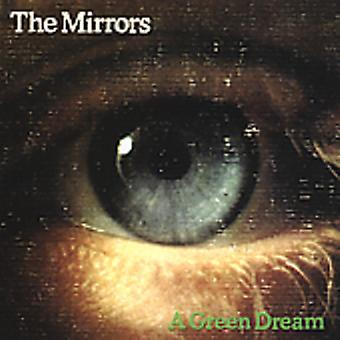 Mirrors - Green Dream [CD] USA import