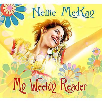 Nellie McKay - min ugentlige læser [CD] USA importerer