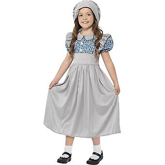 Schoolgirl Victorian child costume