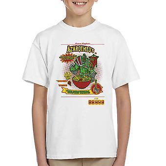 Azarotheos World Of Warcraft Cereal Kid's T-Shirt
