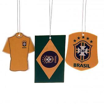 Odświeżacz powietrza 3pk Brasil