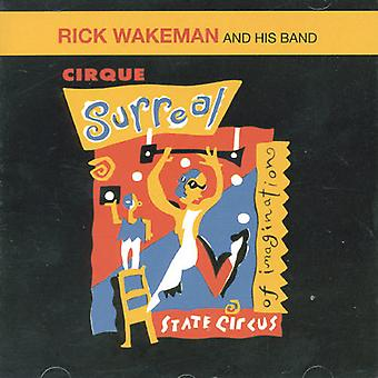 Rick Wakeman - Cirque surrealistisk [CD] USA import