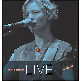 Catie Curtis - Catie Curtis Live [CD] USA import