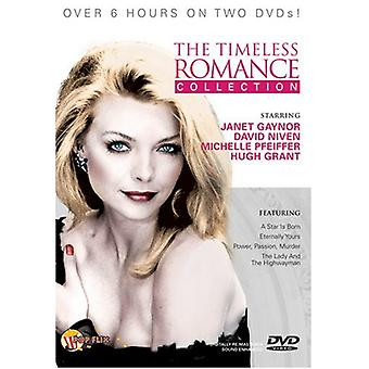 Tidløs Romance Collection [DVD] USA importerer
