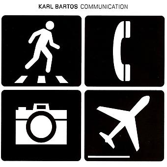 Karl Bartos - kommunikation [CD] USA import