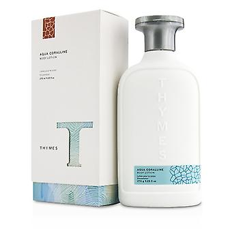 Thymes Aqua koral bodylotion 270ml / 9.25 oz