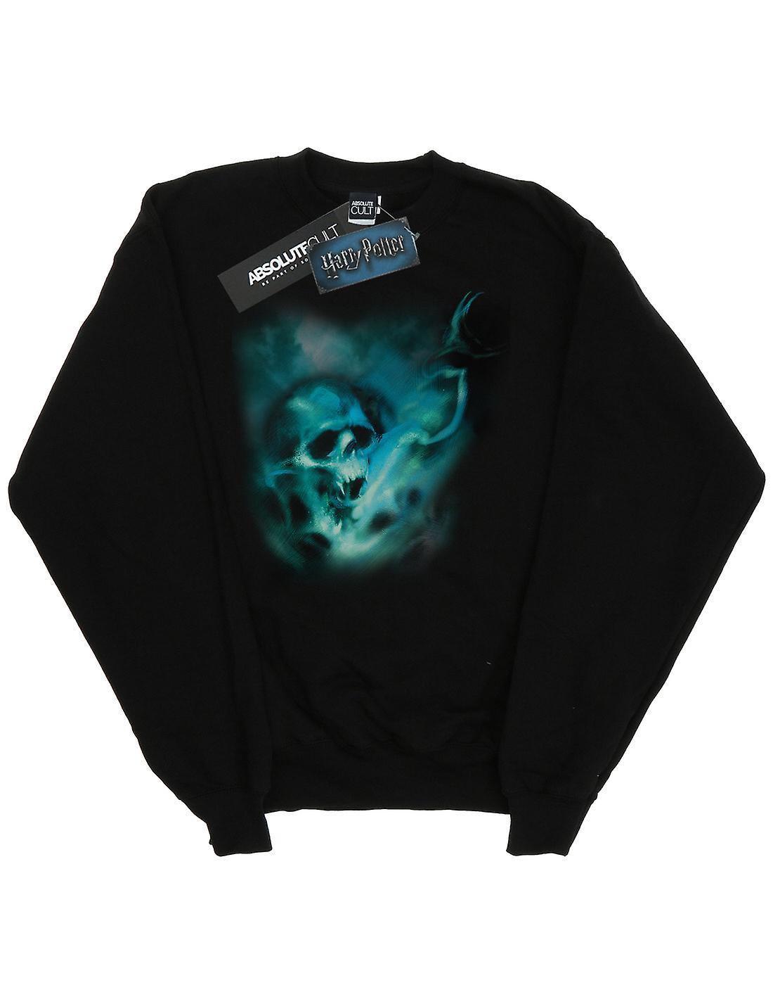 Harry Potter Girls Voldemort Dark Mark Mist Sweatshirt
