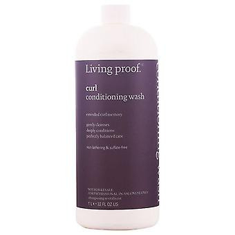Living Proof Curl Conditioning Wash Ml 1000 (Woman , Hair Care , Conditioners and masks)