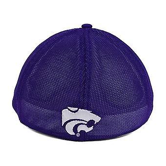 Штата Канзас Wildcats Национальным СОВЕТОМ «Круг» A-Flex Stretch установлен шляпа