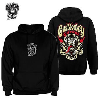 Gas monkey garage Hoody Sparkpluggs