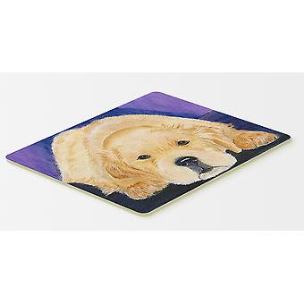 Carolines Treasures  SS8212CMT Golden Retriever Kitchen or Bath Mat 20x30