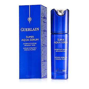 Guerlain Super Aqua Serum Intense Hydratatie Wrinkle Voller - 30ml / 1oz