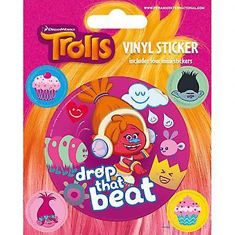 Trolls Stickers