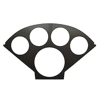 Auto Meter 2123 Carbon Fiber Look Faceplate