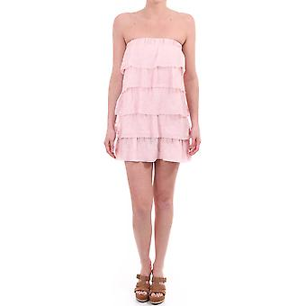 Juicy Couture Womens Silk Strapless Dress 5237 Juicy Couture