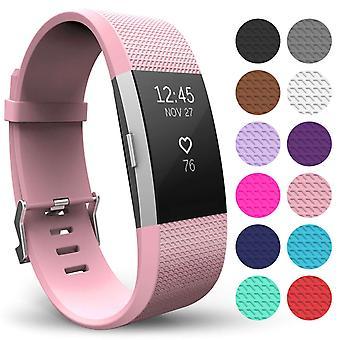 Fitbit Alta correa solo grande - Blush rosa
