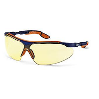 Uvex 9160-520 I-VO Amber Optidur Nc Safety Spectacles