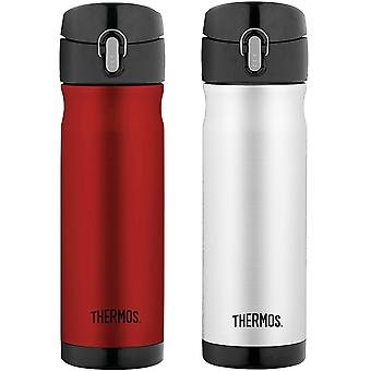 Thermos 16 oz. Vacuum Insulated Stainless Steel Commuter Bottle