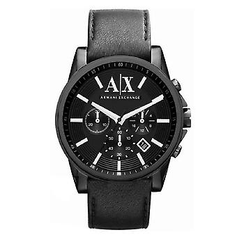 Armani Exchange Mænds Chronograph Watch AX2098