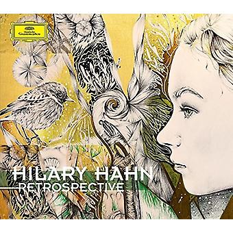 Hilary Hahn - Retrospective [Vinyl] USA import