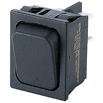 Toggle switch 250 V AC 10 A 2 x On/On Marquardt 18