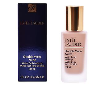 Estee Lauder Double Wear naken vatten fräsch Makeup Spf30 Pebble 30ml Womens