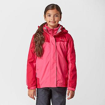 New Peter Storm Girl's Beat The Storm 3 in 1 Jacket Pink