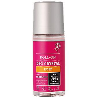 Urtekram Deodorant Roll on Rose Bio 50 ml