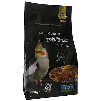 Tyrol Pic'Or Expert Menu Large Parakeet/Budgie (Birds , Bird Food)