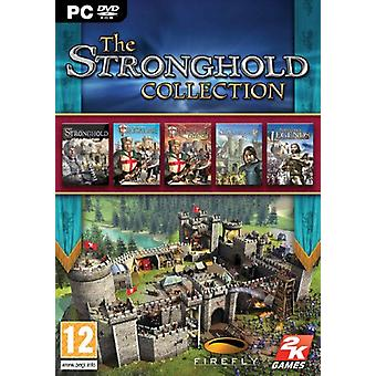The Stronghold Collection (PC DVD) - Factory Sealed