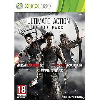Yttersta åtgärd trippel-Pack (Xbox 360)