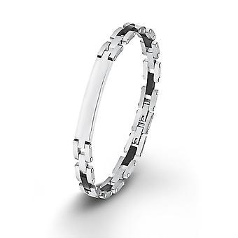 s.Oliver jewel gents bracelet Identband stainless steel SO1457/1 - 9235605
