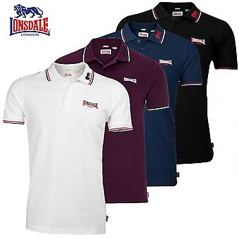 Lonsdale mens camisa polo León