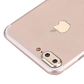 Camera protection protector ring for Apple iPhone 7 plus gold