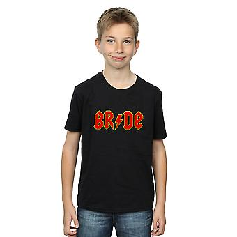 Drewbacca Boys Rock N Roll bruid T-Shirt