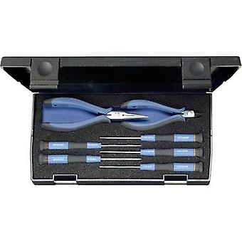 Gedore 6601830 Electrical contractors Tool kit Case 7-piece