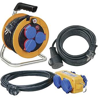 Brennenstuhl 1070150 Cable reel set 10 m Black PG plug
