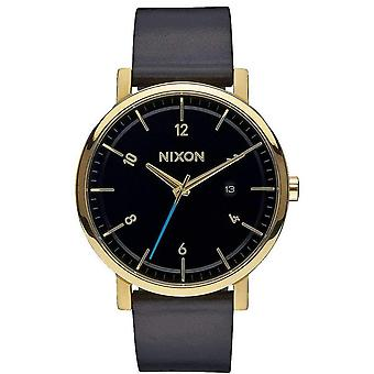 Nixon The Rollo Watch - Gold/Black