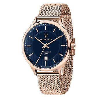MASERATI - wrist watch - men's - 3 H GENTLEMAN - R8853136003