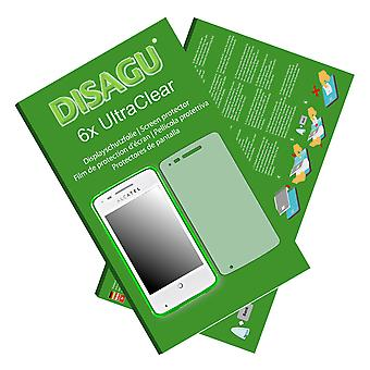 Alcatel one touch fire C screen protector - Disagu Ultraklar protector