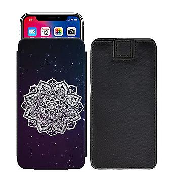 Mandala Henna Custom Designed Printed Pull Tab Pouch Phone Case Cover for Xiaomi Mi 5c [S] - MH04_web