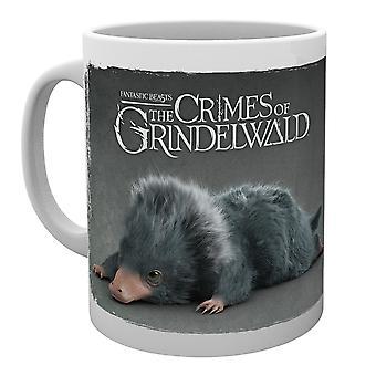 Bêtes fantastiques 2 Einstein Mug