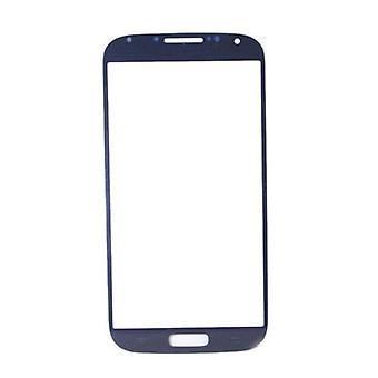 Roba Certified® Samsung Galaxy S4 i9500 AAA + vetro anteriore di qualità - blu