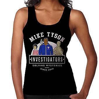 Mike Tyson Untersuchungen Damen Weste