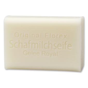 Florex sheep milk SOAP - Royal Jelly – luxury SOAP fragrance for velvety soft skin 100 g