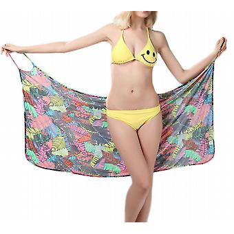 Waooh - Fashion - Sarong Printed Flowers