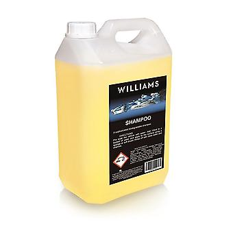 Williams Racing PH Neutral Car Shampoo 5L